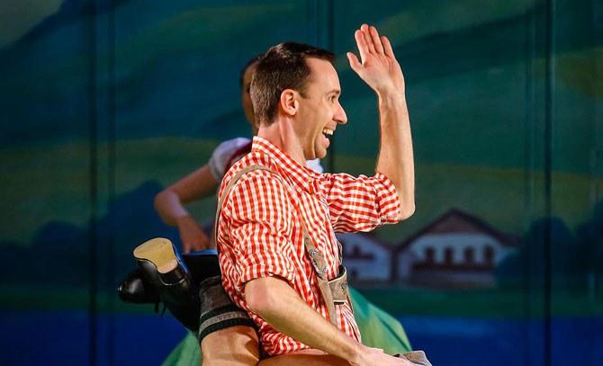 Die berühmte Salzkammergut-Operette in einer Kurzfassung – ein zünftiger Spaß für die ganze Familie!  © Christian Husar