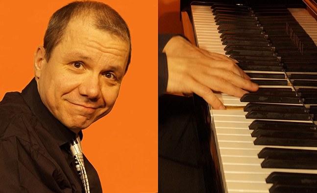 Klavierkabarett mit Roman Seeliger