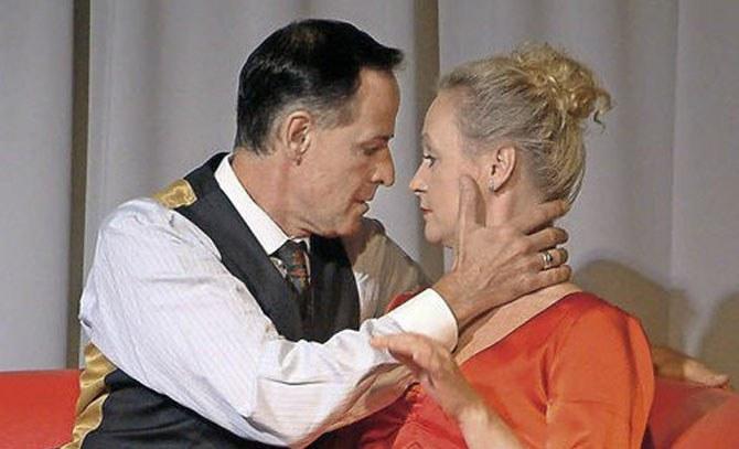"""René Rumpold inszeniert """"The George Gershwin Show"""" an der Bühne Baden. © Bühne Baden"""