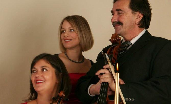 Soiree mit dem Art Trio Baden