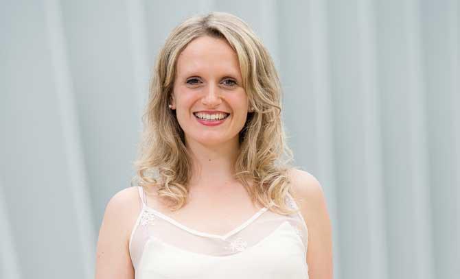 Faschingskonzert an der Bühne Baden – mit Koloratursopranistin Ilia Staple. © Bühne Baden