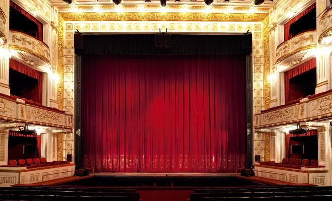 """Unter dem Motto """"Ein Rucksack voller Träume"""" findet das Faschingskonzert im Stadttheater Baden statt.  © Bühne Baden"""