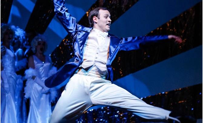 Tanz und gute Stimmung beim Operettenklassiker. © Christian Husar
