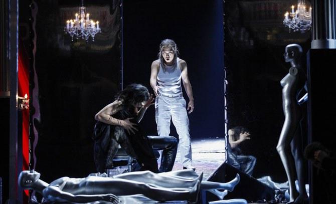 """Die Universität für Musik und darstellende Kunst Wien gastiert mit Mozarts """"Don Giovanni"""" erstmals an der Bühne Baden. © Bühne Baden"""
