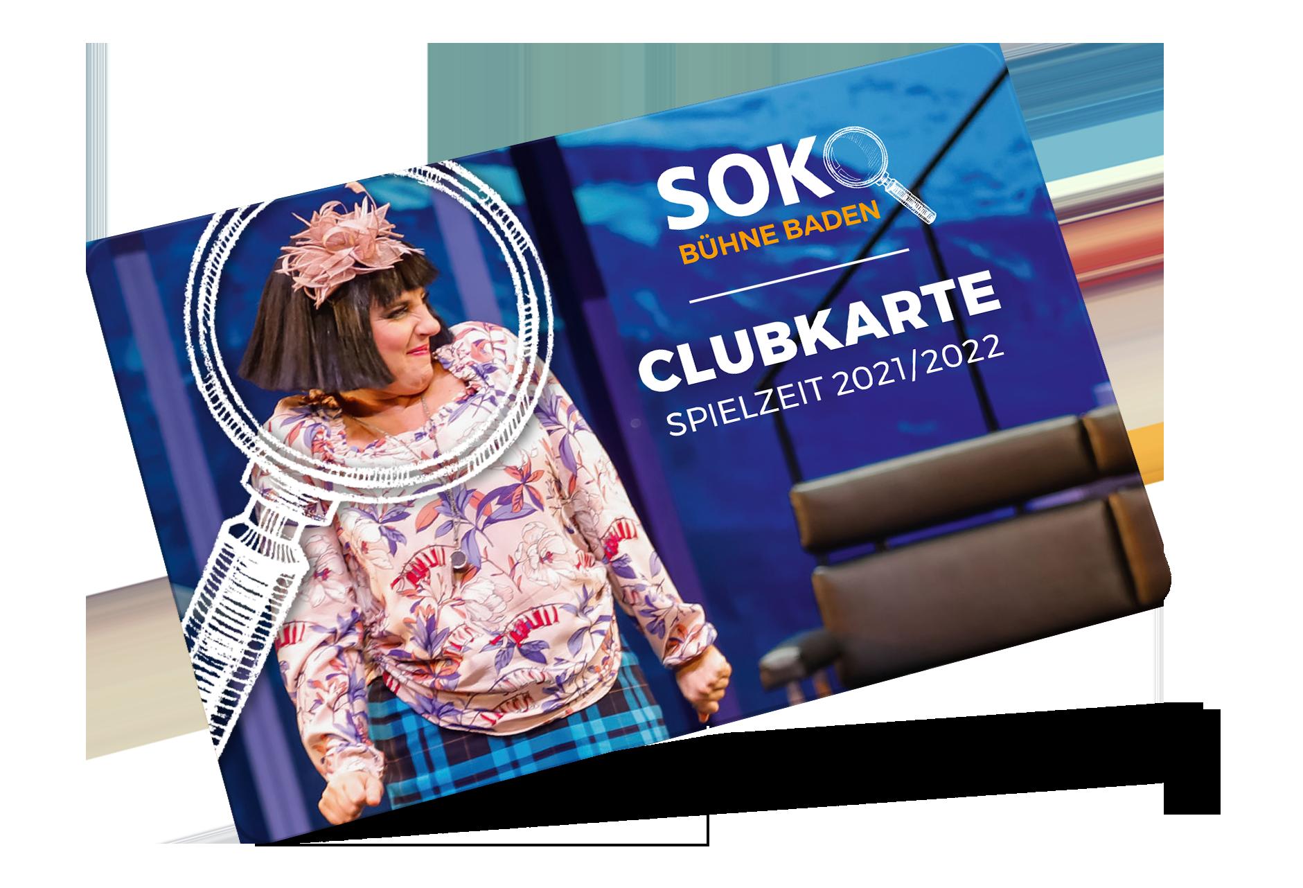 SOKO CLUBKARTE 2021/2022