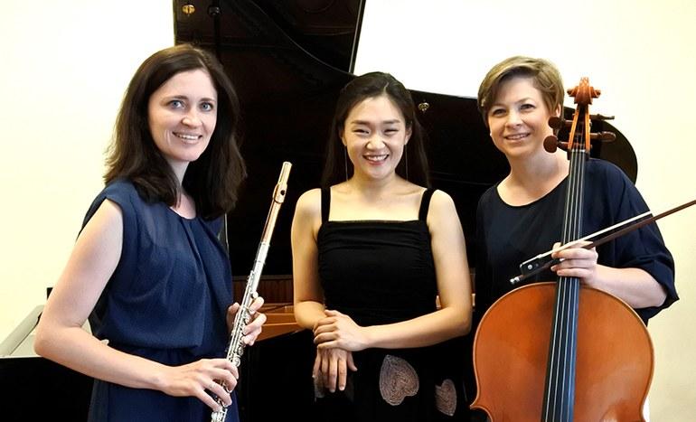 © C. Unterthiner I Cornelia Unterthiner, Eun Ju Lee, Magdalena Eichmeyer
