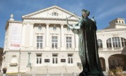 Das Stadttheater Baden