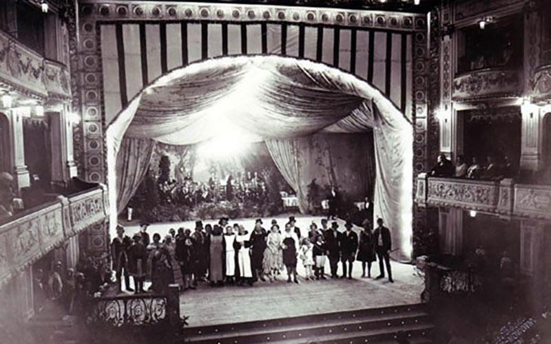 Stadttheater 1928